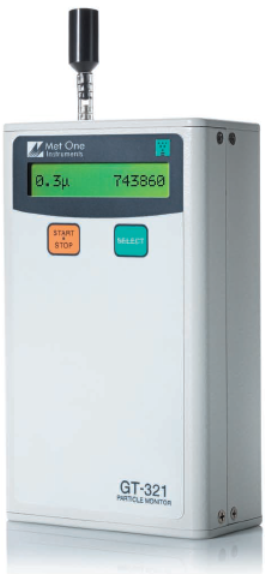Particle Counter GT-321