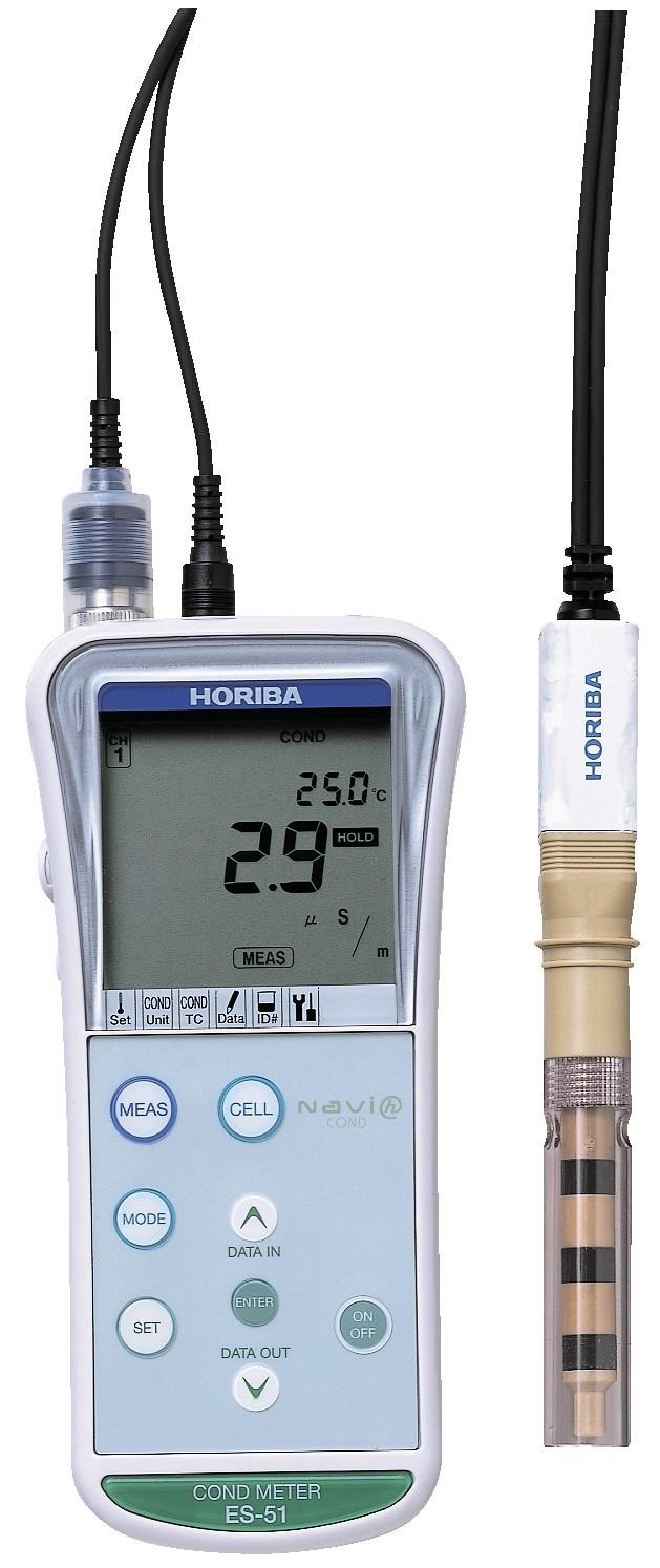 Conductivity meter ES-51